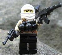 """Lego retirara del mercado una maqueta de Star Wars por """"ofender"""" a los musulmanes Osamabinlego"""