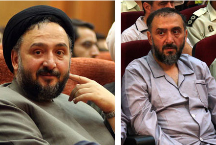 Mohmmad Ali Abtahi, a leading blogger and former reformist vice president, was among dozens to protest the 12th June presidential election's result.