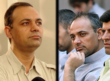 Ahmad Zeyd Abadi after 50 days in today's court