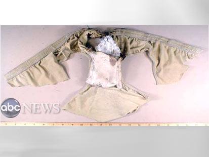 Abdulmutallah's underwear